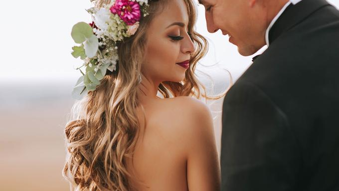 The Perfect Hairstyle for Your Wedding