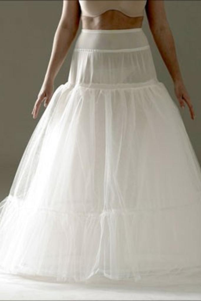 Jupon 121 - 4 Layer, Double Hooped Petticoat