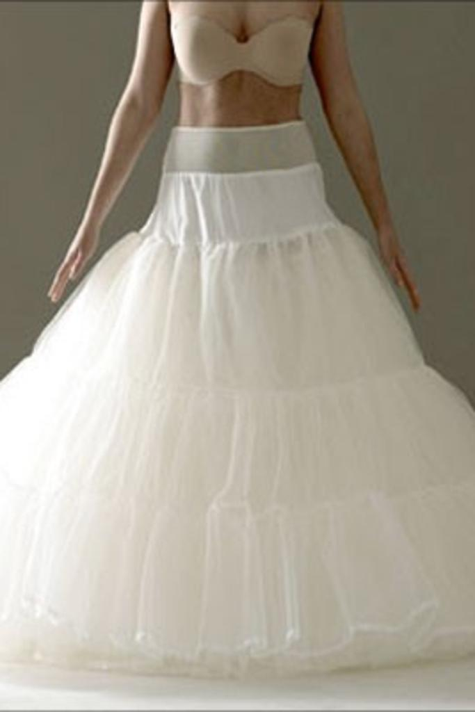 Jupon 185 - Thirteen Layer Double Hooped Petticoat