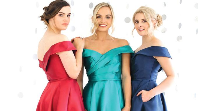 Beautiful Evening Dresses in Stock
