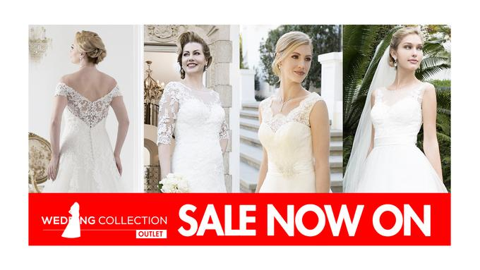 Weddinc collection sale now on