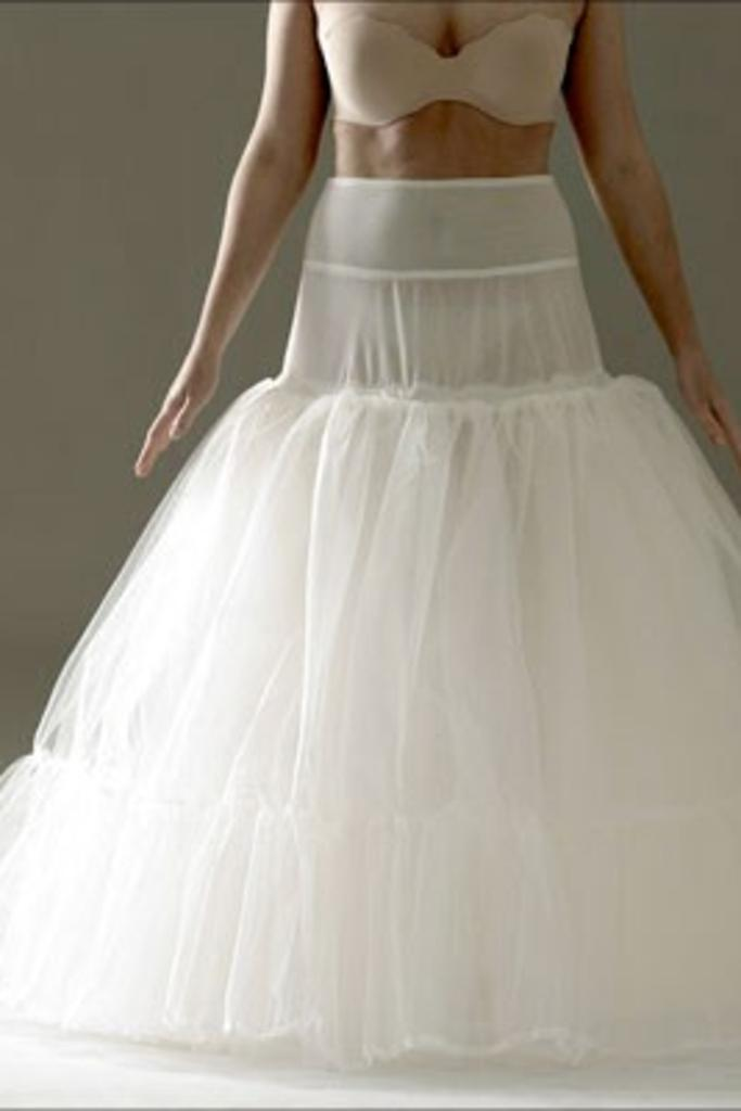 Jupon 122 - 6 Layer, Double Hooped Petticoat