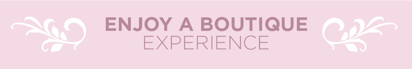 Wedding Dress Boutique Experience
