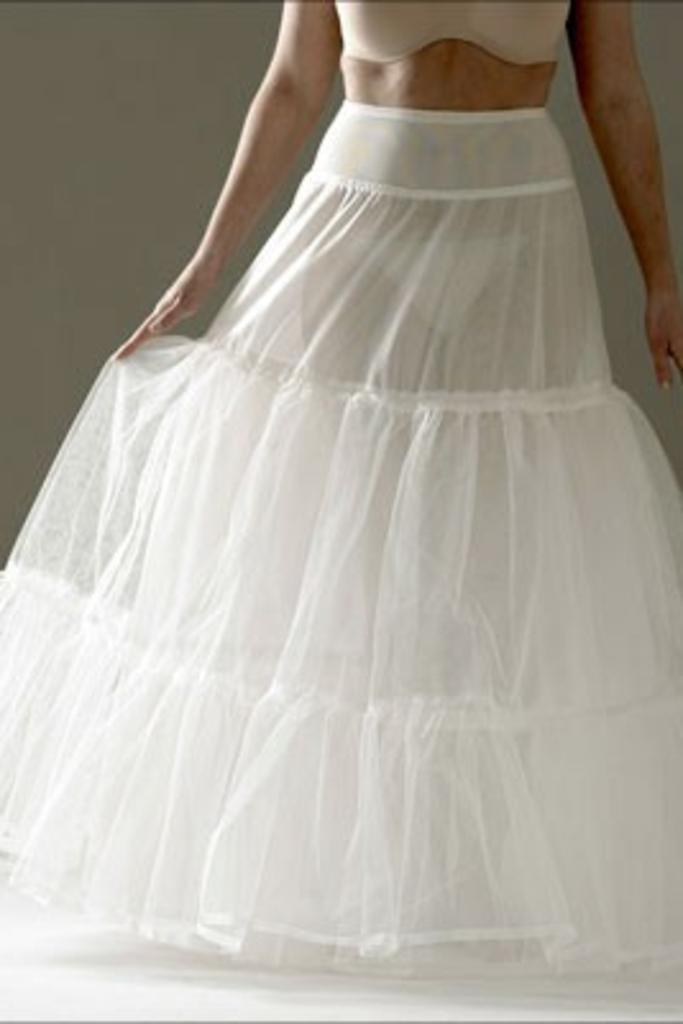 Jupon 115 - 2 Layer, Single Hooped Petticoat