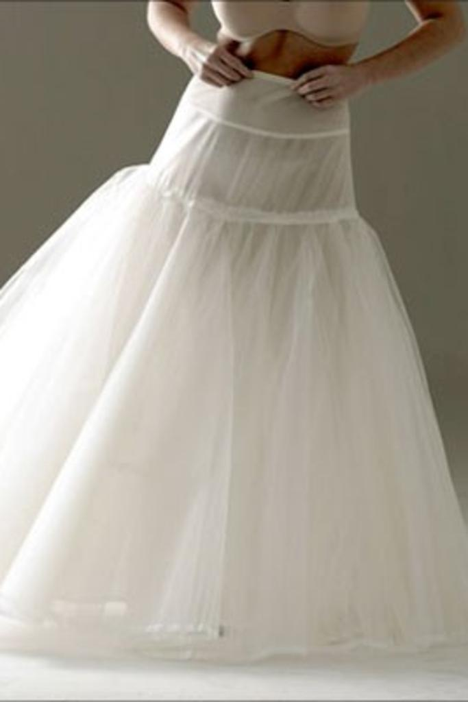 Jupon 163 - Three Layer, Single Hooped Petticoat