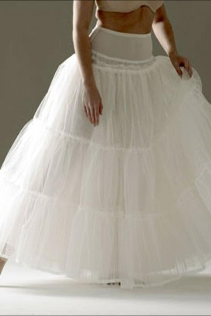 Jupon 153 - Three Layer, Three Tiered Petticoat