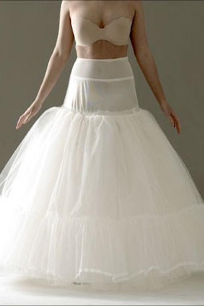 Jupon 128 - 8 Layer, Double Hooped Petticoat